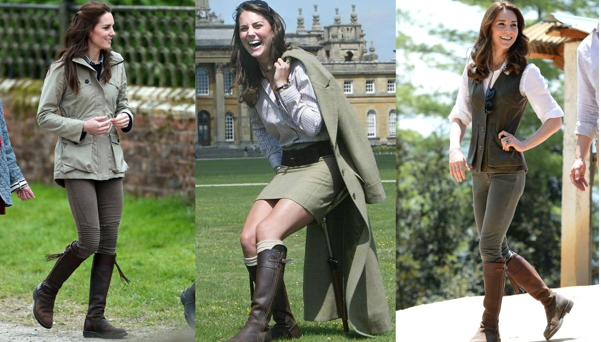 botas de equitación mujer