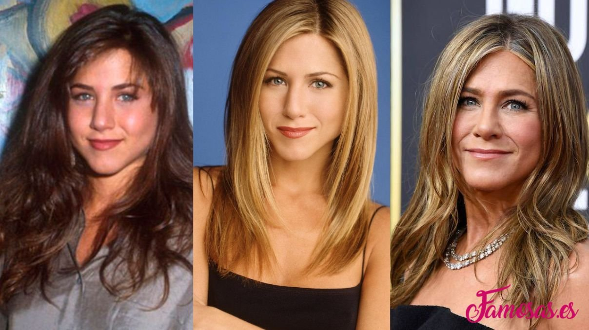 Jennifer Aniston rinoplastia