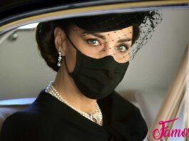 Kate Middleton funeral duque de Edim